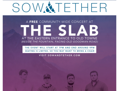September 26th at The Slab in Old Towne – FREE CONCERT!